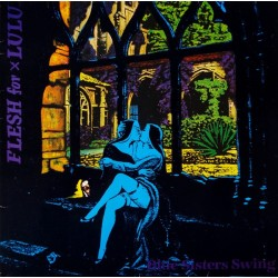 "FLESH FOR LULU - Blue Sisters Swing 12"" EP"