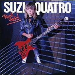 SUZY QUATRO - Rock Hard LP
