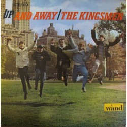 THE KINGSMEN - Up And Away LP