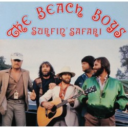 BEACH BOYS - Surfin' Safari LP