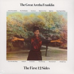 ARETHA FRANKLIN - The Great Aretha Franklin - The First 12 Sides LP