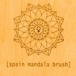 SPAIN - Mandala Brush LP