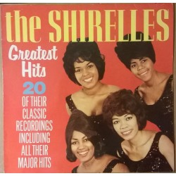 THE SHIRELLES - Greatest Hits LP