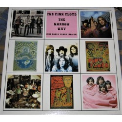 PINK FLOYD – The Narrow Way (The Early Years 1968-69) LP