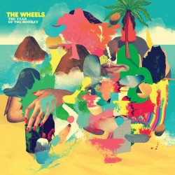 THE WHEELS - The Year Of The Monkey LP
