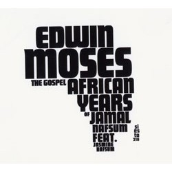 EDWIN MOSES - The Gospel African Years CD