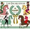 LAS ESCARLATINAS - Al Galope CD
