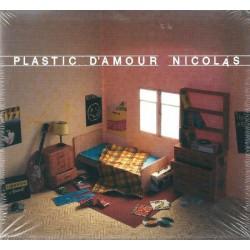 PLASTIC D'AMOUR - Nicolás CD