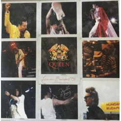 QUEEN - Live In Budapest '86 LP