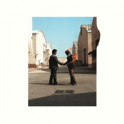 PINK FLOYD - Wish You Were Here LP (Original)