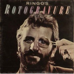 RINGO STARR - Ringo's Rotogravure LP