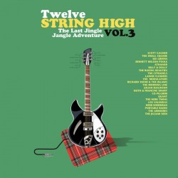 VARIOS - Twelve String High, Vol. 3 The Last Jingle Jangle Adventure  LP+CD