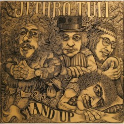 JETHRO TULL - Stand Up LP