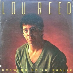 LOU REED - Growing Up In Public LP (Original)