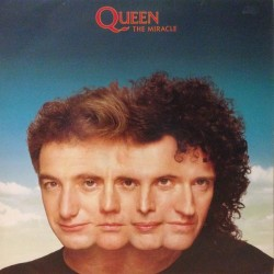 ‎ ‎‎QUEEN - The Miracle LP