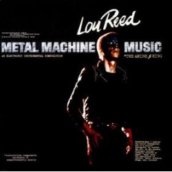 LOU REED - Metal Machine Music LP