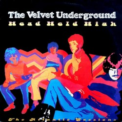 VELVET UNDERGROUND - Head Held High LP