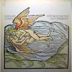 LEONARD COHEN - New Skin For The Old Ceremony LP