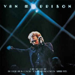 VAN MORRISON - It's Too Late To Stop Now LP