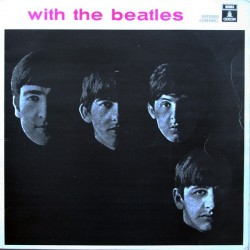 BEATLES – With The Beatles LP