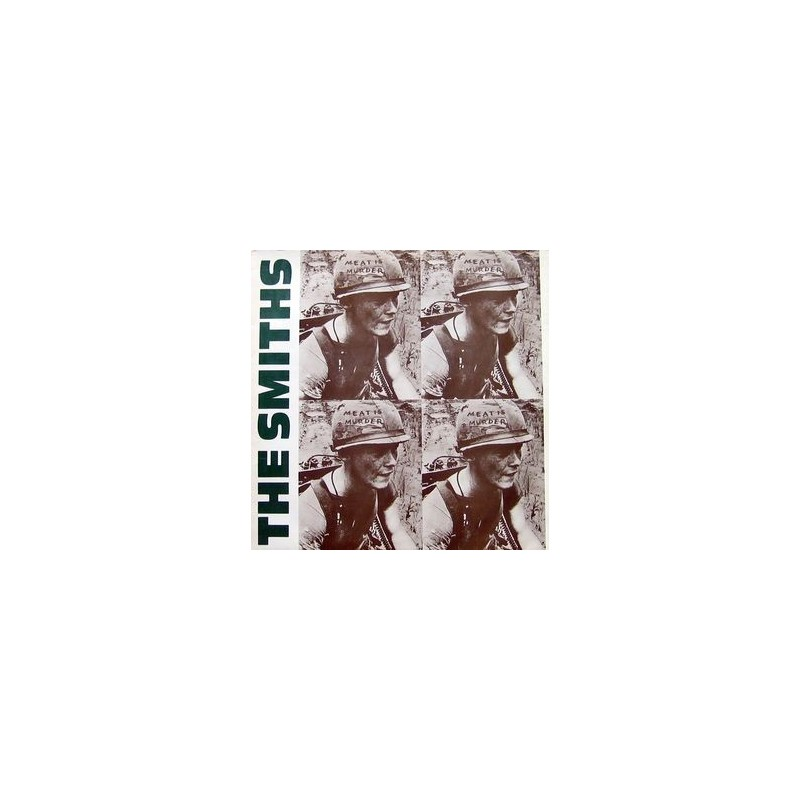 THE SMITHS - Meat Is Murder LP