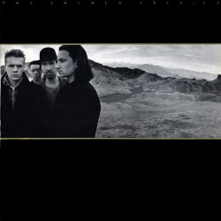 U2 – The Joshua Tree LP