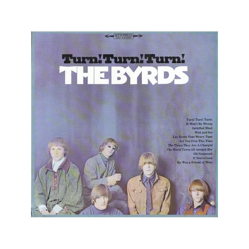 BYRDS - Turn, Turn, Turn LP