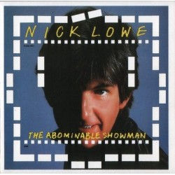 NICK LOWE - The Abominable Showman LP (Original)