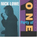 NICK LOWE - Party Of One  LP