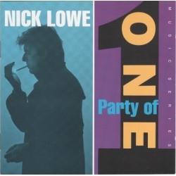 NICK LOWE - Party Of One LP (Original)