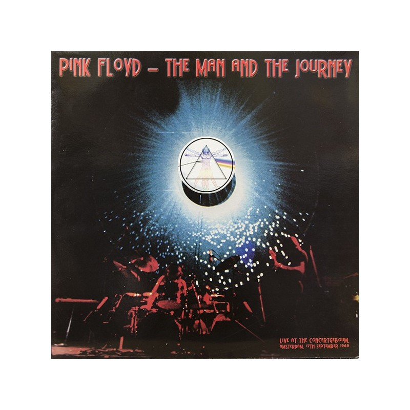 PINK FLOYD - The Man And The Journey LP