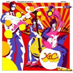 XTC - Oranges & Lemmons LP (Original)