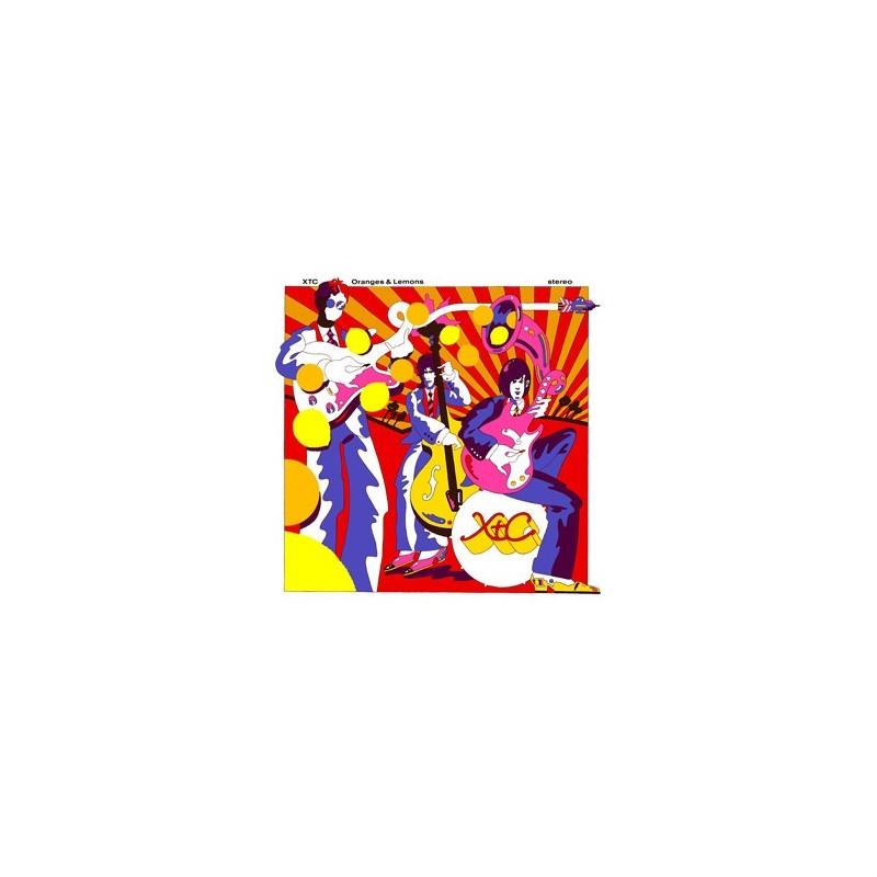 XTC - Oranges & Lemmons LP