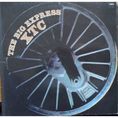 XTC - The Big Express LP (Original)