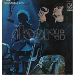 THE DOORS - Absolutely Live LP (Original)