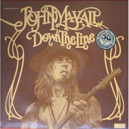 JOHN MAYALL - Down The Line LP (Original)