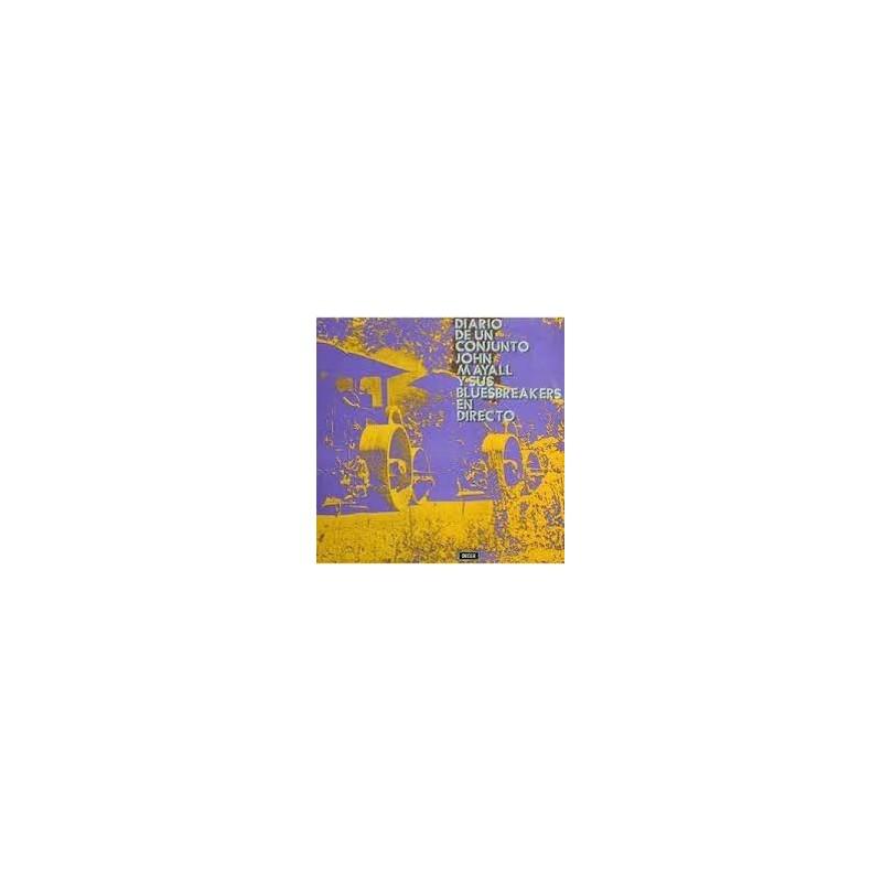 JOHN MAYALL - Diario De Un Conjunto - En Directo LP