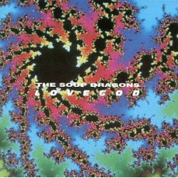 SOUP DRAGONS - Lovegod  LP (Original)