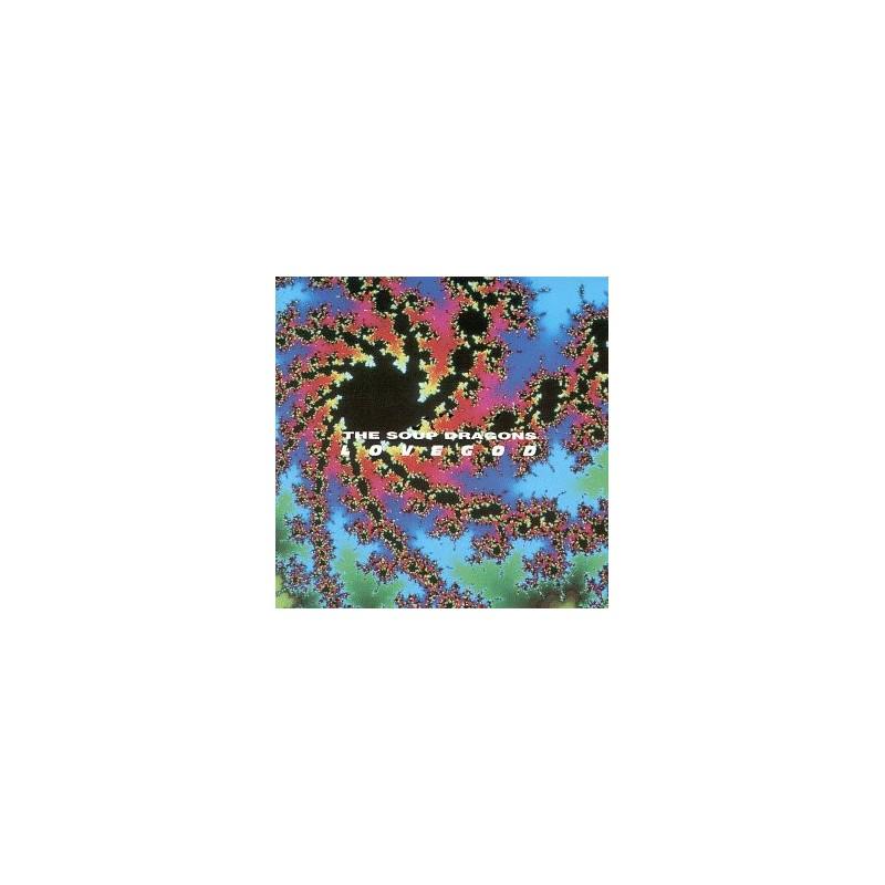 SOUP DRAGONS - Lovegod LP