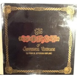 JEFFERSON AIRPLANE - The Worst Of LP