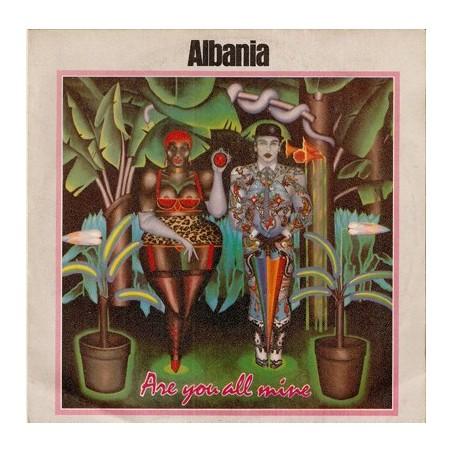 ALBANIA - Are You All Mine LP (Original)