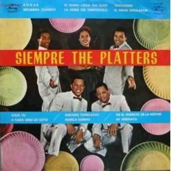 THE PLATTERS - Siempre LP