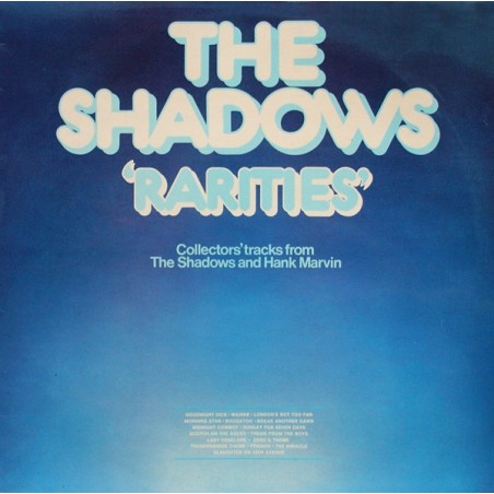 THE SHADOWS - Rarities LP (Original)