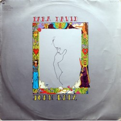 JOAN BAEZ - Para David LP