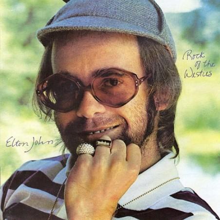 ELTON JOHN - Rock Of The Westies LP (Original)