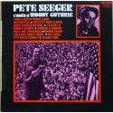 PETE SEEGER - Canta A Woody Guthrie LP