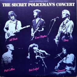 VARIOS - The Secret Policeman's Concert LP (Original)