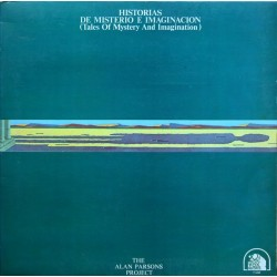 ALAN PARSONS PROJECT - Tales Of Mystery And Imagination LP