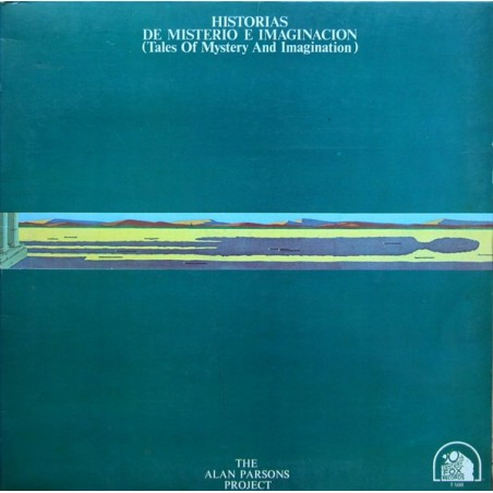 ALAN PARSONS PROJECT - Tales Of Mystery And Imagination LP (Original)