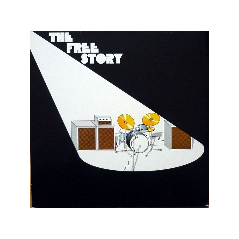 FREE - The Free Story LP